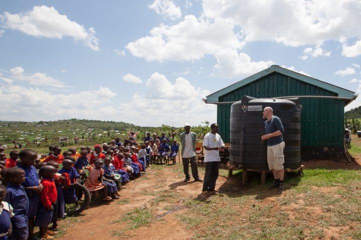 7M projektet för vatten i Afrika