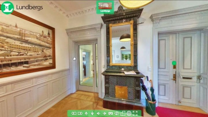 Virtuell tur i Lundbergsfastigheter