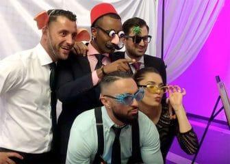 Festen blir roligare med en photobooth