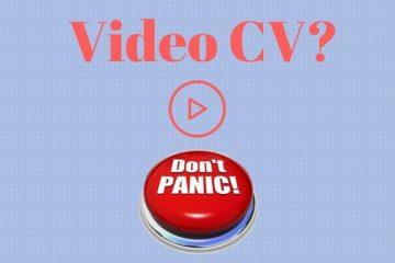 en guide till en perfekt video cv