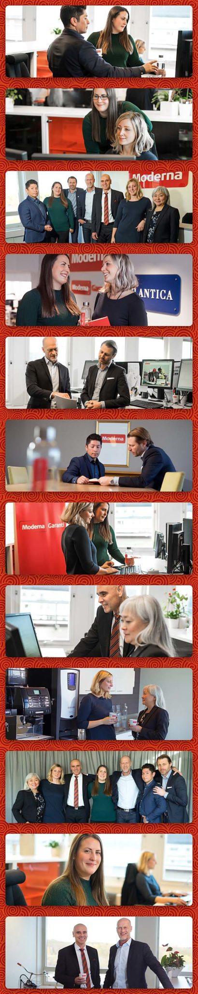 personliga företagsbilder till blogg och hemsida