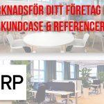Kundcase och referensbilder för marknadsföring
