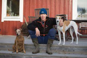 E-type, djurvän och bonde