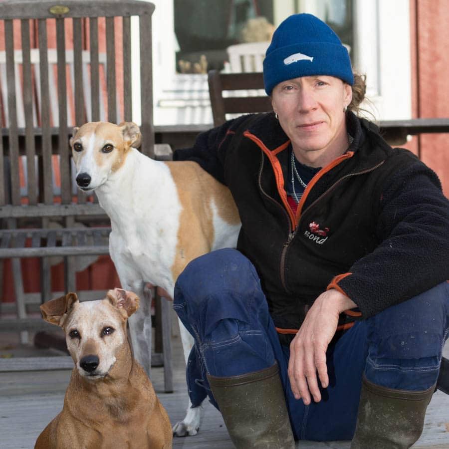 E-type, Martin Eriksson och hundarna