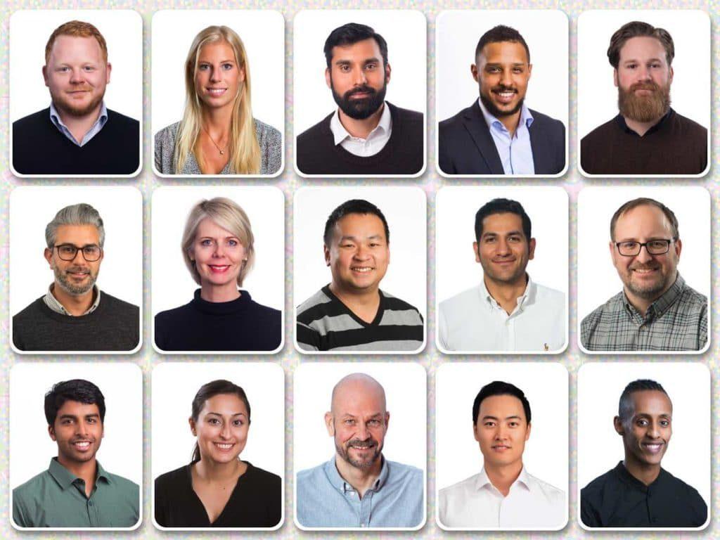 Planeringstips för företagets personalporträtt