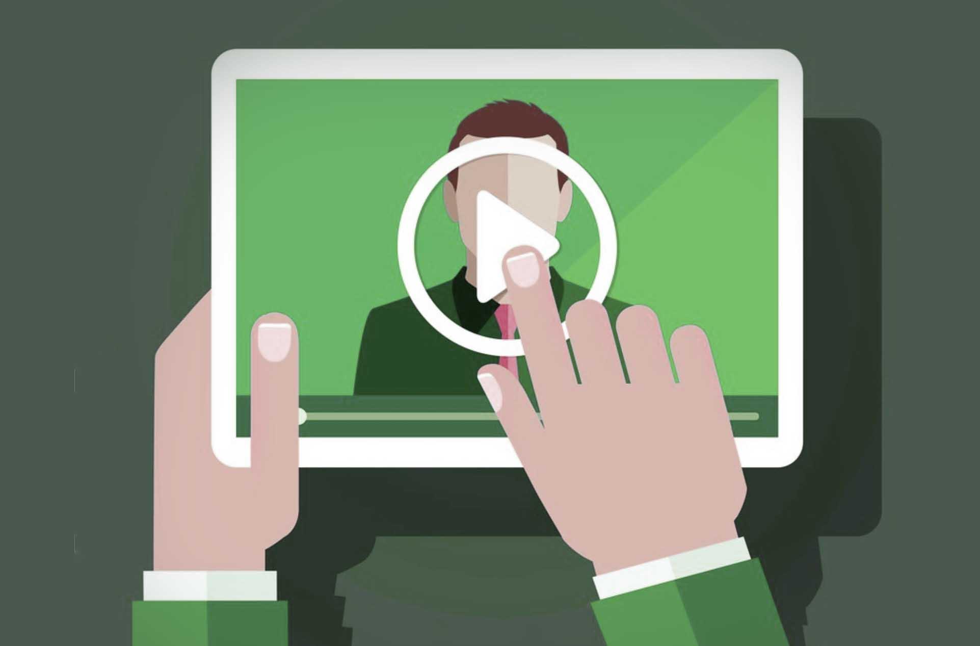 Skapa en professionell Video CV